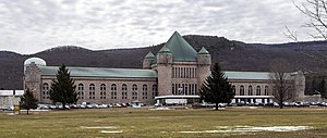 Eastern Correctional Facility - Eastern Correctional Facility in 2015