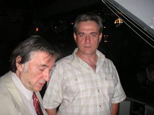 Sergey Dorenko - Sergey Dorenko (with Alexander Prokhanov on the left