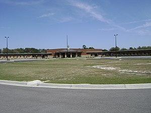 Statenville, Georgia - Image: Echols Co Schools 1