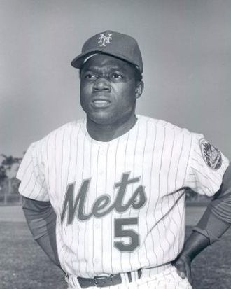 Ed Charles - Charles with the New York Mets