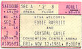 Eddie Rabbitt & Crystal Gayle 1981-11-13 ticket.jpg