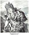Edelweißpflückerinnen in Tirol. Originalzeichnung von Matthias Schmid.png