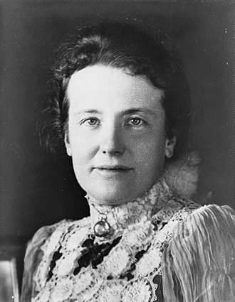 Edith Roosevelt - Image: Edith Kermit Carow Roosevelt 1900 1910