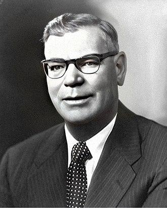 Alaska Mental Health Enabling Act - Alaska Delegate (and later Senator) Bob Bartlett, the author of the original Alaska Mental Health Bill