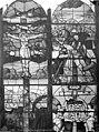 Eglise Saint-Etienne-du-Mont - Vitrail de la haute nef, Crucifixion. Descente de croix - Paris - Médiathèque de l'architecture et du patrimoine - APMH00015422.jpg