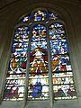 Eglise Saint-Etienne (Elbeuf), vitrail de l'arbre de Jessé.jpg