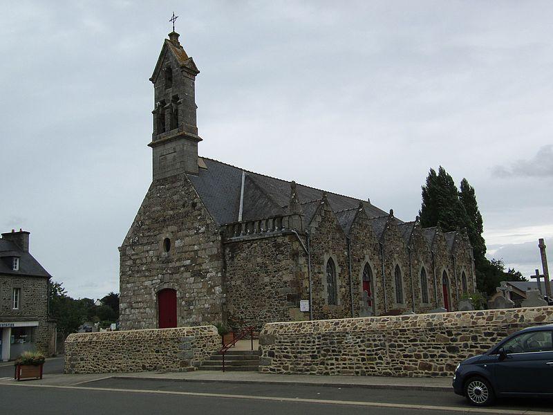 Eglise Saint-Gildas de Trégomeur