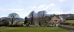 Eglwys Sant St Cawrdaf Church (misspelt as St Cawdraf), Llangoed, Ynys Môn, Cymru, North Wales 01.JPG