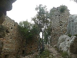 Beuda - El Castellot (Beuda)