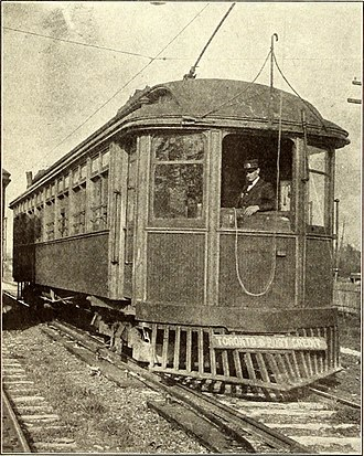 Toronto and Mimico Electric Railway and Light Company - Image: Electric railway journal (1909) (14575097129)