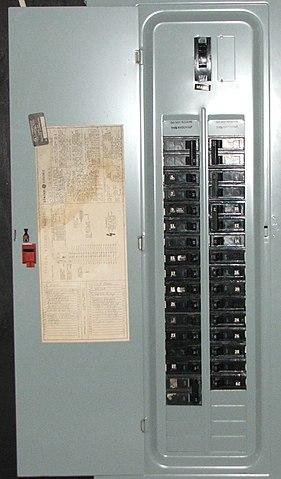 File Electricalpanel Jpg Wikimedia Commons