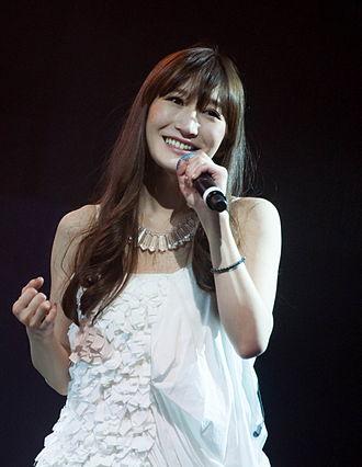Elisa (Japanese singer) - Elisa at SakuraCon 2014