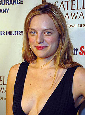 Elisabeth Moss - Moss at the Satellite Awards, 2007.
