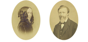 Elizabeth Barrett Browning and Robert Browning
