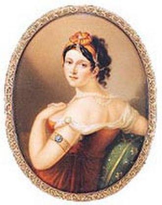 Elizabeth Conyngham, Marchioness Conyngham - Elizabeth, Countess Conyngham