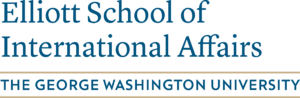 Elliott School of International Affairs - Image: Elliott School George Washington University logo