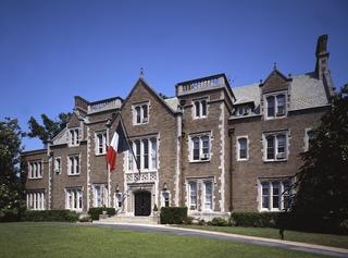 French ambassadors residence in Washington, D.C. United States historic place