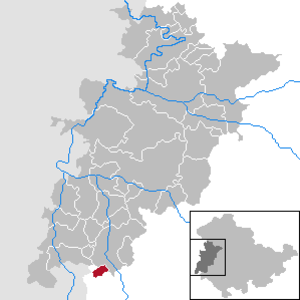 Empfertshausen - Image: Empfertshausen in WAK