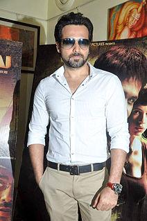 Emraan Hashmi Indian film actor