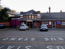 Enfield Chase stn building.JPG
