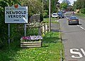 Entering Newbold Verdon along Brascote Lane - geograph.org.uk - 1287100.jpg