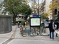 Entrée Station Métro Lourmel Paris 1.jpg