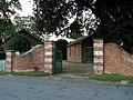 Entrance to St. Osyth Cemetery - geograph.org.uk - 253669.jpg