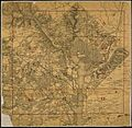 Environs of Washington Prepared from original Surveys in the Engineer Department. -ca., p. 1 of 11 - NARA - 305582.jpg