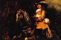Equestrian Portrait - Rembrandt Harmenszoon van Rijn.png