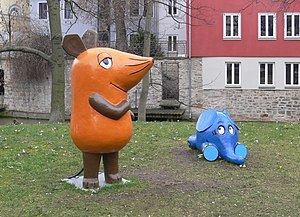 Das Erste - The Maus, the popular children's series