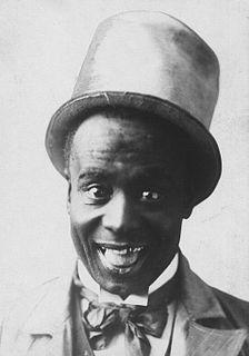 Ernest Hogan Vaudeville performer