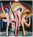 Ernst Ludwig Kirchner - Farbentanz - 1930-32.jpg
