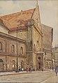 Erwin Pendl Kapuzinerkirche Wien 1917.jpg