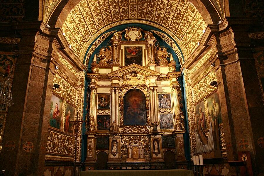 Escorca Lluc - Santuari - Basilica 09 ies
