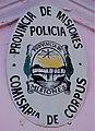 Escudo de la Comisaría de Corpus, Provincia de Misiones, Argentina.jpg