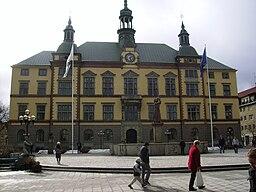 Eskilstuna rådhuse (kommunehuse)
