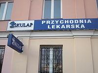 Eskulap. Przychodnia lekarska w Białymstoku.jpg