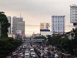 España Boulevard - Image: España Boulevard 2