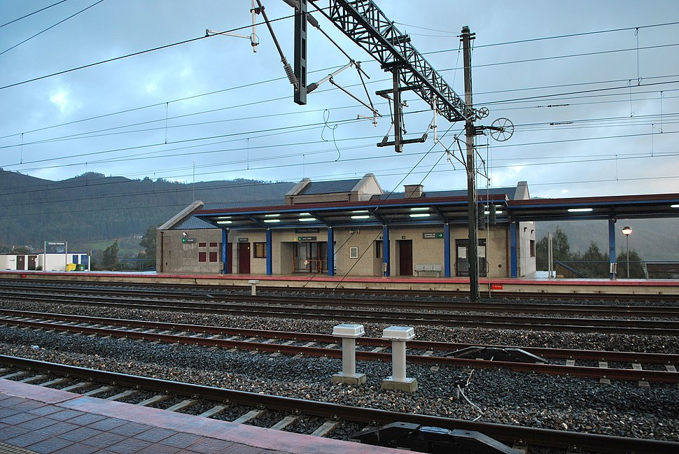 Estación de Cerceda-Meirama, A Coruña