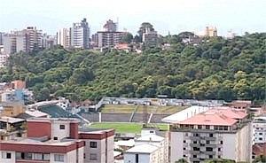 Esporte Clube Juventude - Estádio Alfredo Jaconi in Caxias do Sul, Rio Grande do Sul, Brazil