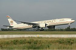 Etihad Airways Boeing 777-300ER Monty.jpg