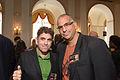 Eugene Jarecki and Liran Atzmor 2014.jpg
