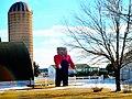 Eugster's Gaiint Scarecrow - panoramio.jpg