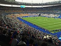 Euro 2016 Stade de France Frankreich-Roumanie (27307532960).jpg