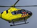 Eurocopter EC-135 - Mobiel Medisch Team - Volkel (29829603915).jpg