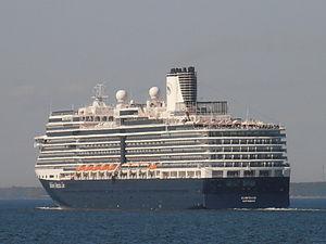 Eurodam departing Port of Tallinn 26 May 2012.JPG