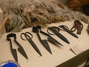 The Wolseley Sheep Shearing Machine Company - Traditional sheep shears