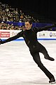 Evan Lysacek at 2009 Grand Prix Final (2).jpg