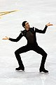 Evan Lysacek at the 2009 Skate America.jpg