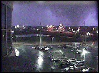 Evansville tornado outbreak of November 2005